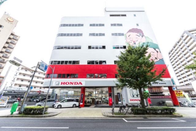 Honda Cars 梅田西 野田阪神店の写真