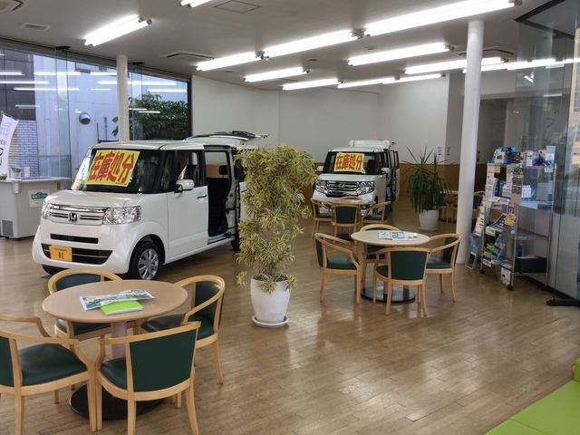 Honda Cars 南海 鳳南店の写真