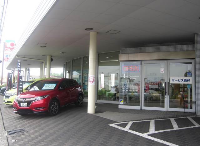 Honda Cars 南河内 亀の甲店の写真