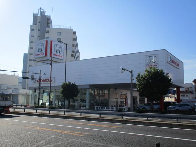 Honda Cars 大阪 平野西脇店の写真
