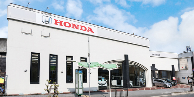 Honda Cars 大阪 天王寺店の写真