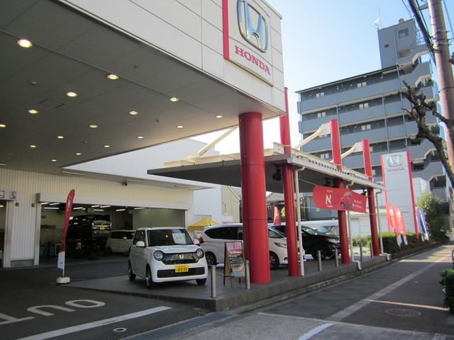 Honda Cars 大阪 旭店の写真