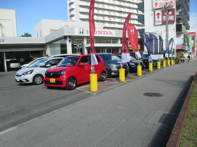 Honda Cars 大阪 大日店の写真