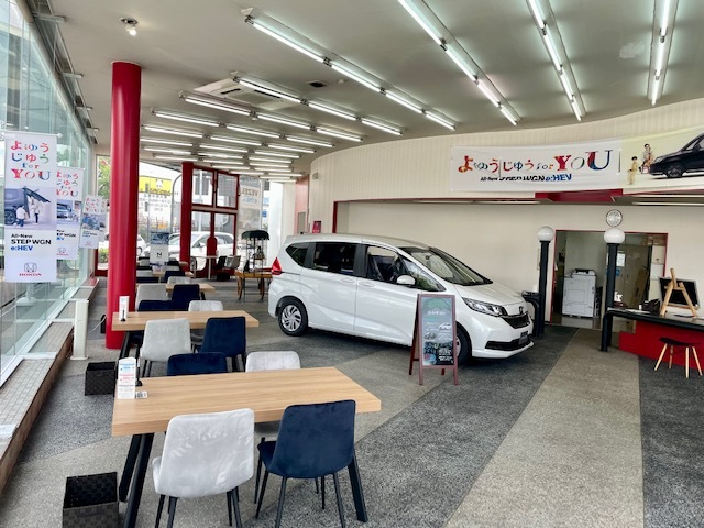 Honda Cars 北河内 東大阪中野店の写真